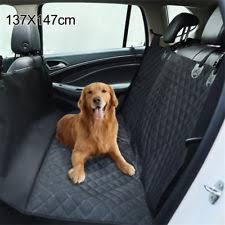 protection si e arri e voiture plaids et protections pour siège et coffre de transport des chiens