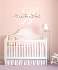 Letter Wall Decals For Nursery Wall Decal Inspiration Name Wall Decals For Nursery Personalized