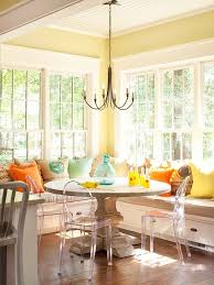 banquette with round table round table inspiration dining room windows banquette seating and