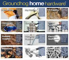 home hardware groundhog services