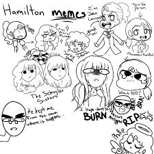 Hamilton Memes - hamilton memes by tokugomi on deviantart