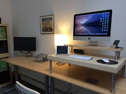 Ikea Home Office Ideas by Furniture Interesting White Ikea Galant Desk With Black Office