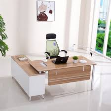 Office Furniture L Desk New Design Luxury Modern Office Furniture L Shape Modern