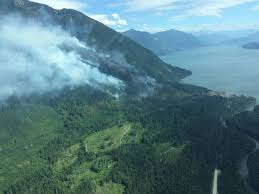 Wildfire Bc Area by Air Pollution Experts Warn Of Smokier B C Cities In Future As