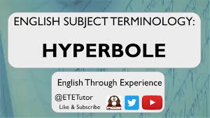 revise with me subject terminology hyperbole with a macbeth