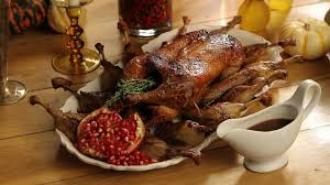 thanksgiving cooking talking turkey with chef ian knauer
