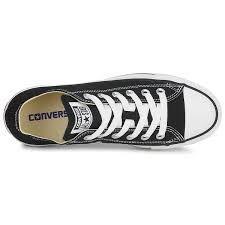 60 off converse all star core ox black shoes low top trainers