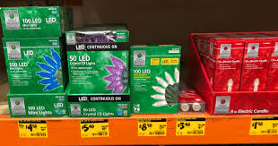 small led lights home depot 50 off christmas lights and decor at home depot hip2save
