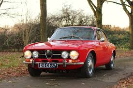 alfa romeo classic for sale alfa romeo 1750 gt veloce for sale 1971 red total rebuild