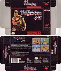 Wolfenstein 3d Maps Nintendoage Wolfenstein 3d