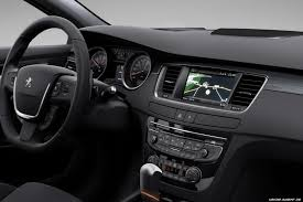 car picker peugeot 508 interior images