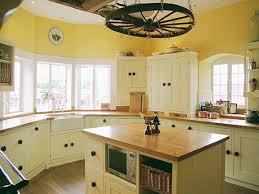 kitchen paint ideas yellow