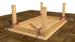 making a wood table the easiest way to make a table wikihow