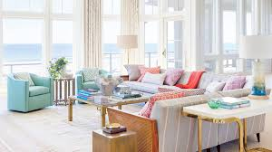 turquoise living room decorating ideas 50 ways to decorate with turquoise coastal living