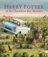 harry potter et la chambre des secrets harry potter et la chambre des secrets 02 éd illustrée archambault