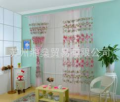 sheer curtains fabric for kitchen blinds promotion shop for