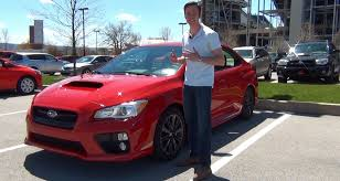 2015 subaru wrx review 2015 subaru wrx premium youtube