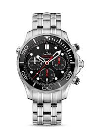 omega watches seamaster diver 300m co axial chronograph 44 mm