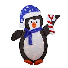 Outdoor Christmas Decorations Penguins by 42