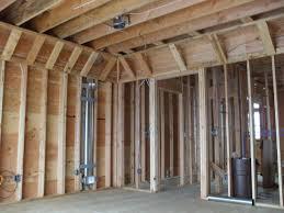 100 framing a wall in basement basement framing layout tips