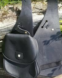 Zu Kaufen Sommer Packtasche Satteltasche In Vier Tollen Lederfarben Bei