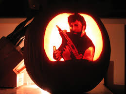 cool ideas for carving a pumpkin 818