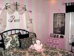 French Inspired Bedroom by Regaling Teenage Girls Shining Home Design Together With Paris Me