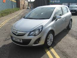 vauxhall corsa 2002 vauxhall corsa 1 2 se car world hull