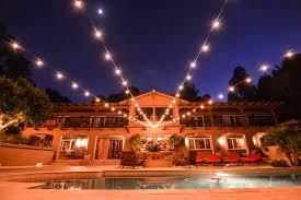 Outdoor Patio Lighting by 22 Wonderful Patio Lights Rental Pixelmari Com