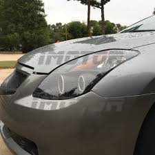 nissan altima headlights dual ccfl halo for 2008 2009 nissan altima 2dr coupe black