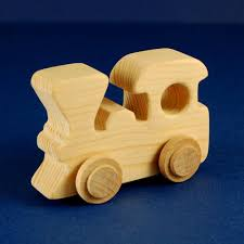 wooden party favors party favors package of 10 wood engines on luulla