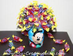 soda candy bouquet party favors glue lo temp cut in half 3