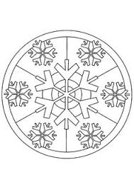detailed christmas coloring pages mandala christmas ornaments