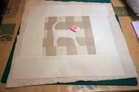 modern quilters ireland how to make an envelope backed cushion