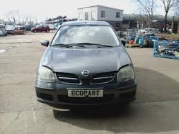 nissan almera used car used parts nissan for sale in crumlin pistonheads