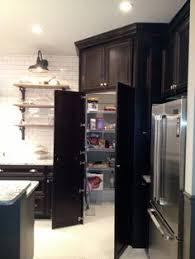 Kitchen Pantry Cabinet by Walk In Corner Larder Unit Google Search Kitchen Remodel
