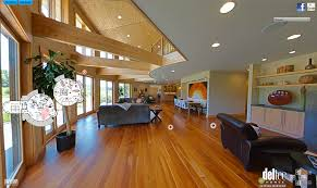 virtual tour too cool explore the round deltec model home