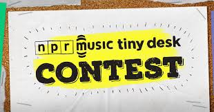 Npr Small Desk See Local Artist Entries For Npr S Tiny Desk Contest Wmuk