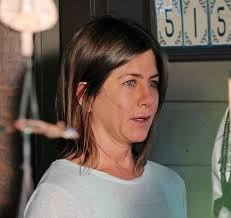 in an interview jennifer aniston she speaks about going makeup free for her uping