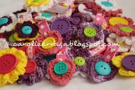 patrones e ideas en crochet recuerditos para baby shower