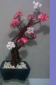 teks prosedur membuat kerajinan lu hias cara membuat bonsai hias cantik galeri berbagi ilmu