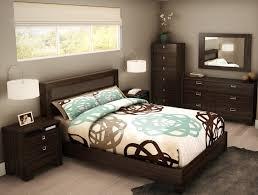 dark brown wood bedroom furniture bedroom modern tropical bedroom design small room with light cream