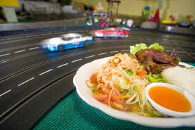 homeroom racing cafe alameda thai burmese burgers sandwiches