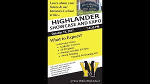 west milford high school yearbook west milford high school highlander showcase expo 2017