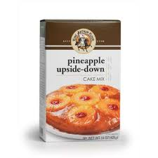 pineapple upside down cake mix