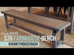 Ana White Farmhouse Bench Magnificent Farmhouse Table Benches And Ana White Fancy X
