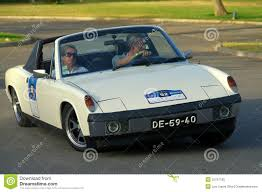 old porsche 914 vw porsche 914 1972 editorial image image of convertible 25757180
