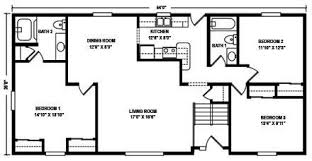 Ranch Floor Plans Catchy Collections Of Raised Ranch Floor Plan Fabulous Homes