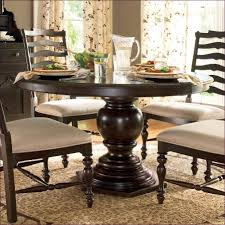 dining room rustic extendable dining table distressed dining