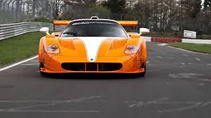 maserati mc12 orange superautotrader mobile